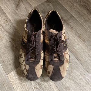 Coach Shoes - Coach Jayme sneakers size 7
